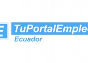 Empleo en ecuador
