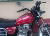 Vendo moto 2018