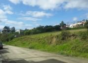 Vendo terreno para urbanizar en la banda