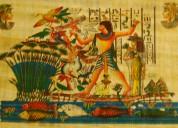 Los papiros de egipto