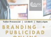 Branding y publicidad online edutic: 13 de abril