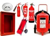 Mantenimiento y recargas de extintores