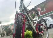 Bicicleta montaÑera buen uso