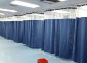 Cortinas hospitalarias antifluidos ecuador