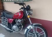 Moto usada, en venta