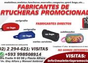 Fabricantes de cartucheras promocionales