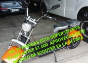 Fabulosas scooter electricas