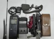 Radio portátil kenwood tr-2500ht de 2 metros