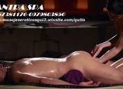 Centro de masajes y spa erotico en quito tantra