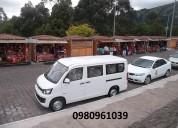 venta de buseta homologada para turismo