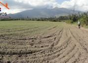 Vendo terreno de 7500 m2 en cotacachi san martin