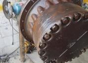 Mandos finales para excavadoras komatsu