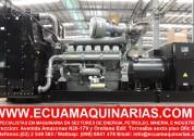 Generadores electricos ensamblados en ecuador