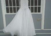 Vestido de novia vendo