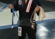 Clases de jiu jitsu brasilero