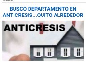 *busco anticresis quito x'  $5000.*