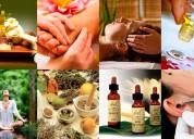 Terapias naturales, cuidado de la salud..