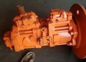Bomba hidraulica para diferentes maquinas