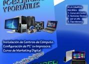 Se vende computadoras para cyber, estudiantes y ho