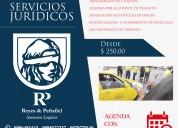 AsesorÍa  legal reyes & peÑafiel 593