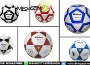 Balones de futbol mikasa originales de cuero