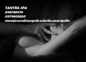 Spa erotico en el norte de quito, masajes y mas