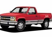 Vendo camioneta chevrolet luv 4x4 modelo 1992