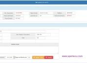 Sistema de gestion comercial para farmacias