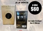 Señor de los anillos boxset 3 libros