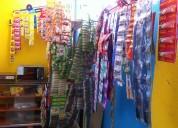 Vendo tienda de abarrotes