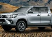 Toyota hilus 2018 $10000 como nueva