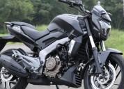 Moto pulsar dominar 400/ 400cc año 2019 credito di