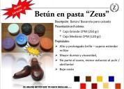 Bacerola, crema y tinta para zapatos