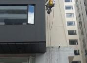 Silla de descenso para trabajos verticales