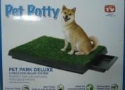 Pet potty  cesped para perros 0982979417