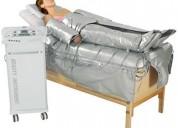 Presoterapia para estética o fisioterapia