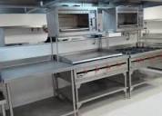 Fabricantes de equipos industriales en acero inoxi