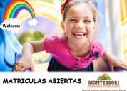 Centro infantil montessori