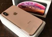 Entrega rápida iphone xs max 256gb venta