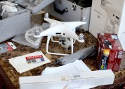 Original dji phantom 4 pro quadcopter drone con co