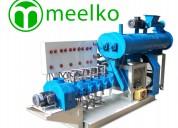 Sistema de extrusion mkew120b