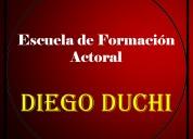 Curso vacacional de actuación en quito - ecuador
