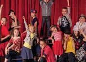 Taller de actuación para niños en quito - ecuador
