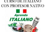Clases de italiano en quito con profesor nativo