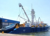 Tripulantes  para  barco  atunero internacional