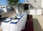 Salinas alquiler casa amoblada playa piscina wifi