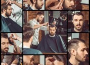 Masajes alivian, servicio barberia profesional