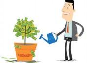 Busco socio inversión de oportunidad. rentabilidad 30%. repago 90 días. garantías