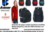 Distribuidor de mochilas aoking