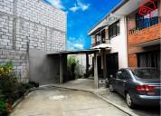 Casa con terreno de venta en ricaurte (2 inmuebles